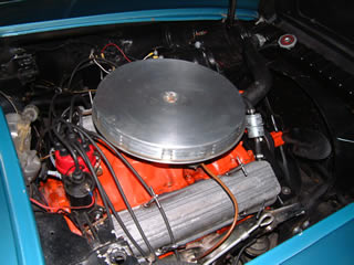 Corvette Motor Met Luchtfilter on 8 Cylinder Firing Order